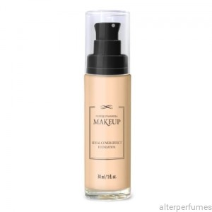 FM Make Up - Ideal Cover Effect Foundation - Soft Beige 30ml