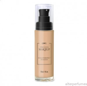 FM Make Up - Ideal Cover Effect Foundation - Olive Beige 30ml