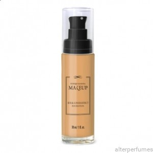 FM Make Up - Ideal Cover Effect Foundation - Toffee 30ml