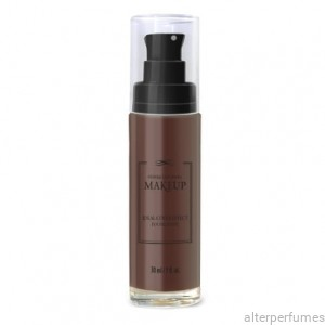 FM Make Up - Ideal Cover Effect Foundation - Dark Brown 30ml