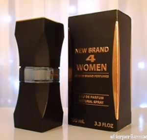 New Brand 4 Women - Eau de Parfum 100ml