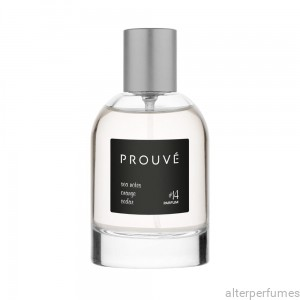 Prouve #14 Mens Parfum Sea Notes - Orange - Cedar 50ml