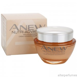 AVON Nutri-Advance Rich Nourishment Cream Day & Night All Age 50ml