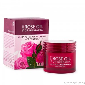 Multi Active Age Control Night Cream by Rose of Bulgaria 50ml