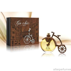 Go Chic Wood - Eau de Parfum For Men by Morakot/Tiverton 100ml