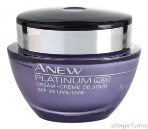 Avon Anew Platinum Day Cream Women 55+