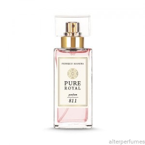 FM 811 - Pure Royal Collection Bergamot - Jasmine - Patchouli Parfum 50ml