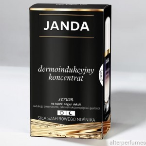 Janda 40+ Density Firmness Elasticity Dermoinductive Day Night Youth Serum 30ml