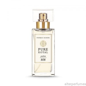 FM 808 - Pure Royal Collection Lemon - Tuberose - Sandalwood Parfum 50ml