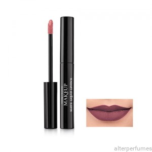 FM Makeup Matte Liquid Lipstick - Burgundy Night - 6.5ml