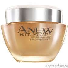 AVON Nutri-Advance Light Cream Day & Night Nourishment All Age 50ml