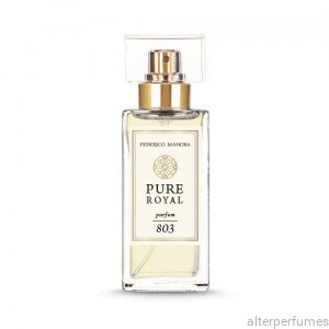 FM 803 - Pure Royal Collection Honey - Gardenia - Patchouli Parfum 50ml