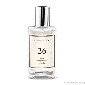 FM No 26 PURE Parfum For Women Oriental Warming 50ml