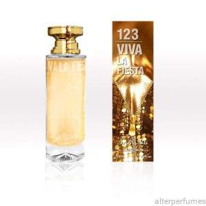 123 Viva La Fiesta - Eau de Parfum by Luxure 100ml