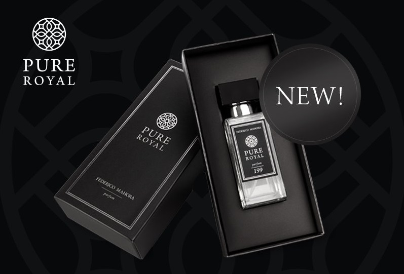 Pure Royal - Parfume Homme