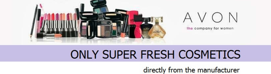 Avon Always Fresh Cosmetics